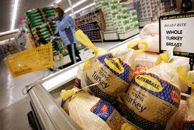 whole turkey for sale american farm bureau thanksgiving dinner cost lowest in five years