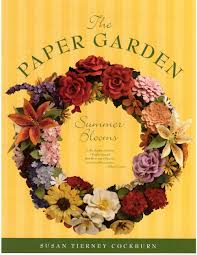paper garden summer blooms book punch bunch