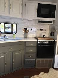 cer trailer kitchen ideas best 25 cer renovation ideas on cer interior