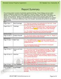 sample house inspection report pre purchase home inspections sherlock homes property inspections