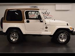 jeep rubicon 2000 2000 jeep wrangler for sale with photos carfax