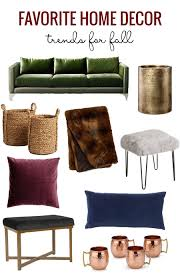 remodelaholic our favorite home decor trends for fall