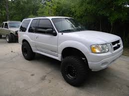 Ford Explorer Sport - 2002 explorer sport spindle lift huge pics ford explorer and