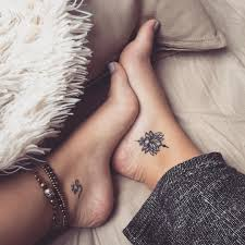 22 tiny tattoos that will you want to wear sandals all