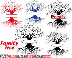 split family tree svg word art cutting files family tree deep zoom