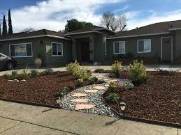 modern driveway landscaping fleagorcom