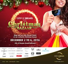 city dreams manila christmas bazaar philippine primer
