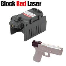 best laser light for glock 17 tactiacl compact pistol glock red laser sight for glock 17 18c 22 34