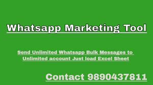 tutorial whatsapp marketing best whatsapp marketing tool send unlimited bulk message to