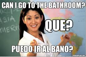 Memes In Spanish - spanish teacher memes spanish language and language acquisition