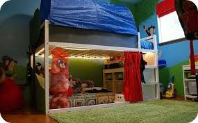 Ikea Bed Canopy by Like Canopy On Top Bunk Toddler Bed Size With Storage On Bottom