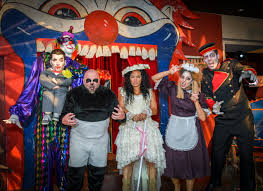 spectacular halloween costumes first ever food network hgtv and travel channel simulcast