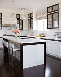 are black and white kitchens in style bright and airy kitchen minimalist kitchen design kitchen