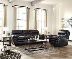 tassler durablend black rocker recliner from ashley 4650125