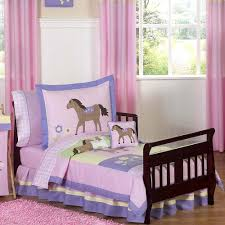girls horse themed bedding toy story toddler bed comforter set