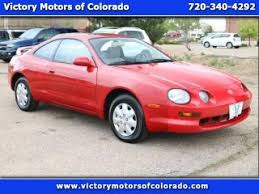 1995 toyota celica for sale used toyota celica for sale in fort collins co edmunds