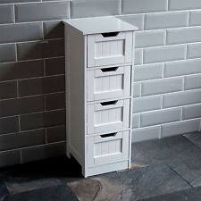 Bathroom Drawer Storage by Bathroom Storage Drawers Ebay