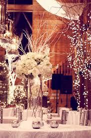 winter wedding centerpieces fab friday finds winter wedding