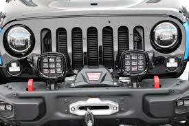jeep light bar grill 2017 moab easter jeep safari concepts so much want autoguide