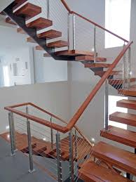 metal landing banister and railing collection of solutions interior stair railings for your metal