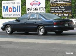 is the b body getting old chevy impala ss forum