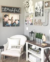 Pinterest Living Room Wall Decor Best 25 Photo Wall Decor Ideas On Pinterest Living Room Decor