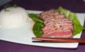 cuisine asiatique boeuf recettes de cuisine asiatique par simple gourmand boeuf larmes