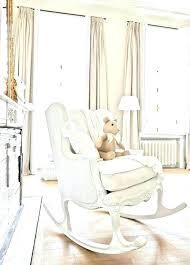 White Rocking Chairs For Nursery White Rocking Chair Nursery Monplancul Info