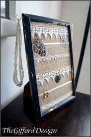 Jewellery Organiser Cabinet Best 25 Diy Jewelry Organizer Ideas On Pinterest Jewelry Wall