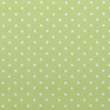 luxury light lime green u0026 white polka dot blackout roman blinds