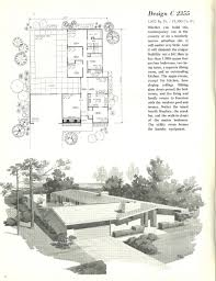 large single story house plans vintage house plans 1960s homes mid century homesmodern floor