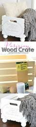 wooden crate wall shelves 25 best wood crate shelves ideas on pinterest crates crate