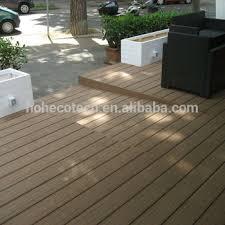 external garden floor deck plastic wood floor wood plastic