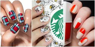 Easter Nail Designs Thanksgiving Nail Polish Designs Best Nail 2017 Pilgrim Nail