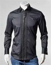 luxury men casual dress shirts