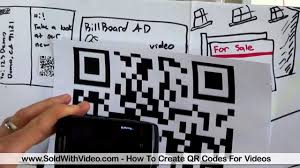 Create Qr Code For Business Card How To Create Qr Codes For Videos And Improve Your Video Marketing