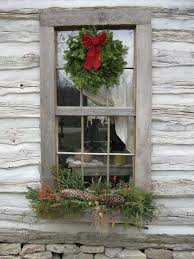 Christmas Window Decorations Vintage by Best 25 Christmas Window Wreaths Ideas On Pinterest