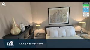 new homes by pulte homes u2013 empire floor plan youtube