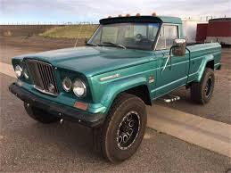 jeep honcho custom 1969 jeep gladiator for sale classiccars com cc 977973