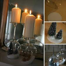Homemade Christmas Decorations For Cheap by Top 36 Simple And Affordable Diy Christmas Decorations Amazing