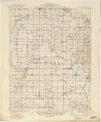Normal Illinois Map by