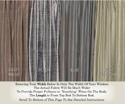 Dupioni Silk Drapes Discount Door Curtains And French Door Curtains Custom Made In Dupioni Silk