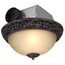 Bathroom Fan With Heat Lamp Bathroom Fan Light Realie Org
