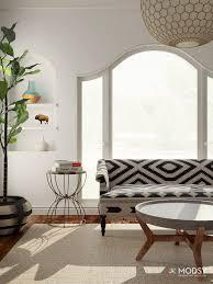the naturalist u0027s interior designing a minimal bohemian living room