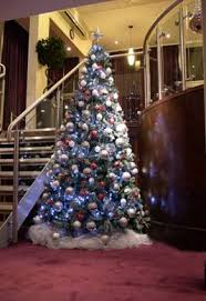 Decorated Christmas Tree London by Suiceflora Designer Christmas Decorators Of London Christmas