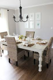 Southern Dining Rooms Modern Farmhouse Dining Room Makeover Reveal Southern Revivals