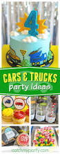 312 best cars and trucks party ideas images on pinterest
