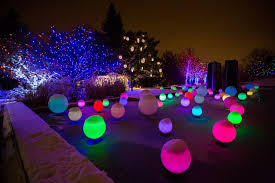 five great places to see holiday lights in metro denver westword
