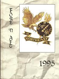 northeast high school yearbook east high school yearbook 1995 pasadena md fore n aft by