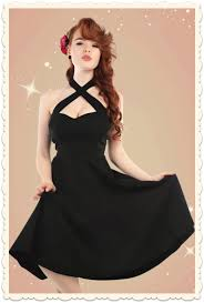 robe de mari e rockabilly robes évasées vintage ées 50 robe pin up ée 50